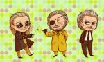 MGS - little old men by FerioWind