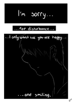 I'm Sorry... by CrystalRoseMoon