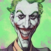Daily Sketches The Joker by fedde