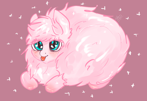 Fluffle Puff by 1AN1