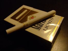 Cigarette Stock 04 by joezerosum