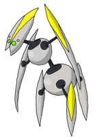 Microme, Microscopic Fakemon by Smiley-Fakemon