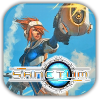 Sanctum Game Icon by Wolfangraul