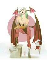 Morrigan-Trinquette Challenge by slippyninja