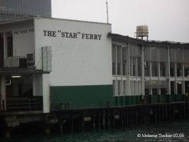 """The """"Star"""" Ferry. by greenhotchocolate"""