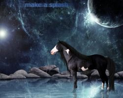 Contest:::make a splash:::Manip by makian-feathers