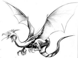 Dragon-Tattoo-Design