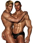 Cain and Abel by StromoXXX