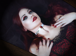 Death Becomes Her by miz-inthesky