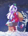 Sweet Christmas Surprise by MewMartina