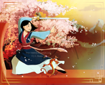 CT: Disney Girl-Crush Mulan by 990031