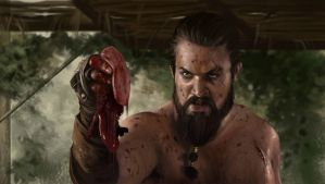 You eat Khal Drogo Shawarma now ! by Andy-Butnariu