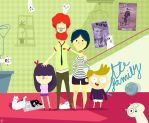 The Family by Bicss