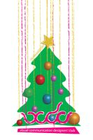 Christmas tree vcdc by coclodo