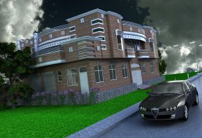 Exterior by shahjhan