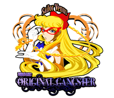 Sailor Moon: Code Name O.G. by Fallen-Seraphim