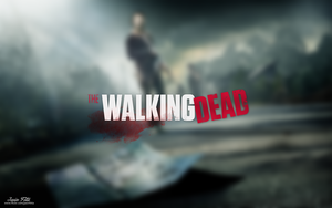 The Walking Dead // WallpaperHD by sinifeta