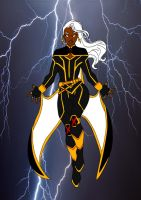 Storm Redesign! by Comicbookguy54321