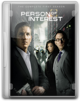 Person Of Interest - Season 1 by Movie-Folder-Maker