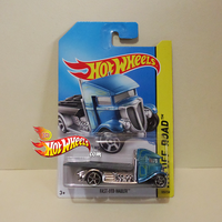 HOT WHEELS 2014 FAST-BED HAULER HW OFF-ROAD by idhotwheels