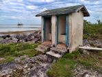 Outhouse view 2 by peterpateman
