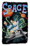 S.P.A.C.E. 2009 Poster by comixmill