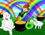 Leprechaun World by ChibiSunnie