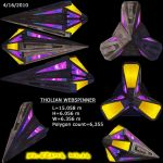 Tholian Ortho by XFozzboute
