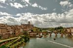 My dream city of Albi by OlivierAccart