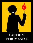 beware of the Flame Alchemist. by Mustang-sama
