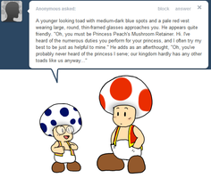 Tell Toad - You probably never heard of it by pocket-arsenal