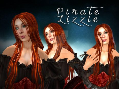 5-16-16 Piratelizzie 002 by PirateLizzie