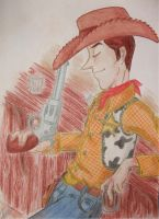 Sheriff Woody by VDupLEX