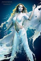 SPLASH HEROES - AurumLight Milk Calendar 2015 1 by Jaroslav-AurumLight