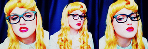 Hipster Briar Rose by TheSuzieBlue