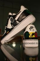 Mission: Ethiopia AF1s 2 of 2 by PattersonArt