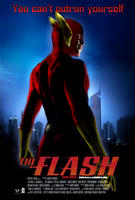 The Flash Movie Poster by Jo7a