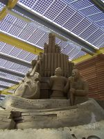 sand sculpture XII by soho-power