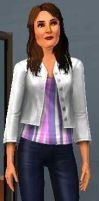 Helen Norwood- Sims 3 by pudn