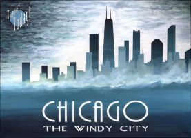 Chicago, The Windy City by hecestmoi