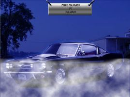Ford Mustang by Dalabad