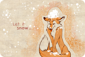 Let it snow. by Sineki