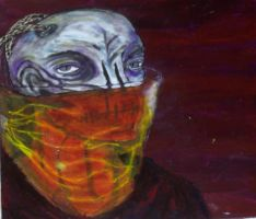 Oil painting by clive-barker-club