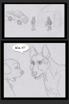 The Pack - page 13 by krazyklaws