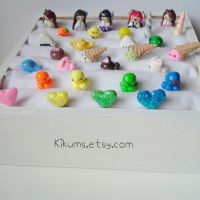 Dust Plug Cellphone Charms by kikums