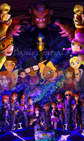 Dance Central 3 1st Anniversary by suno28