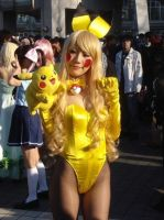 sexy pikachu by Hentaibrutalforced