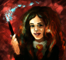 Hermione - WIP by DreamsOfSilence