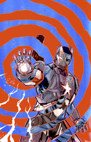 Iron Patriot 1 cover by thisismyboomstick