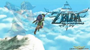 "TLOZ: Skyward Sword ""Sky Link"" by Gibarrar"
